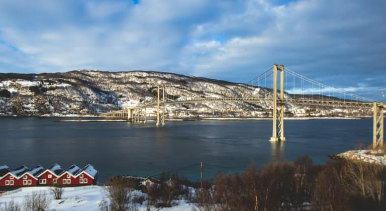 Huurauto Luchthaven Harstad/Narvik Evenes