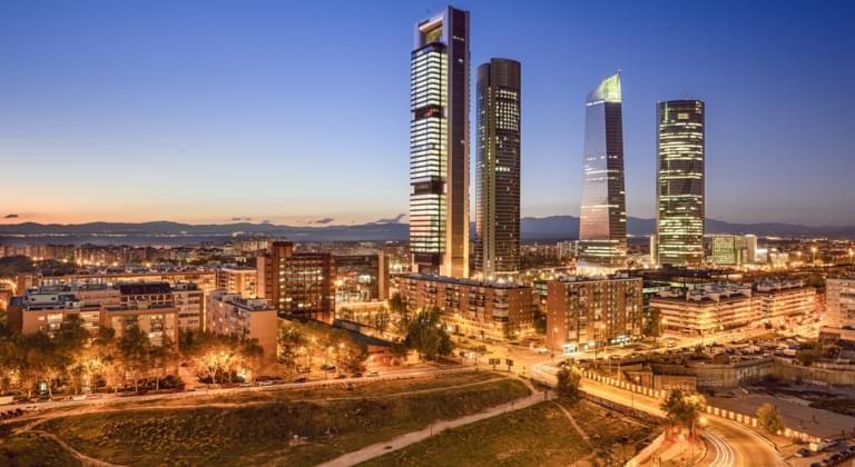Mietwagen Region Madrid