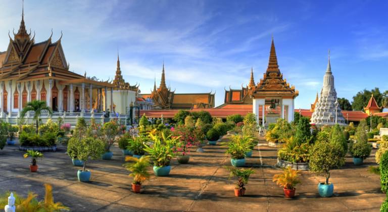 Location de voiture Aéroport international de Phnom Penh