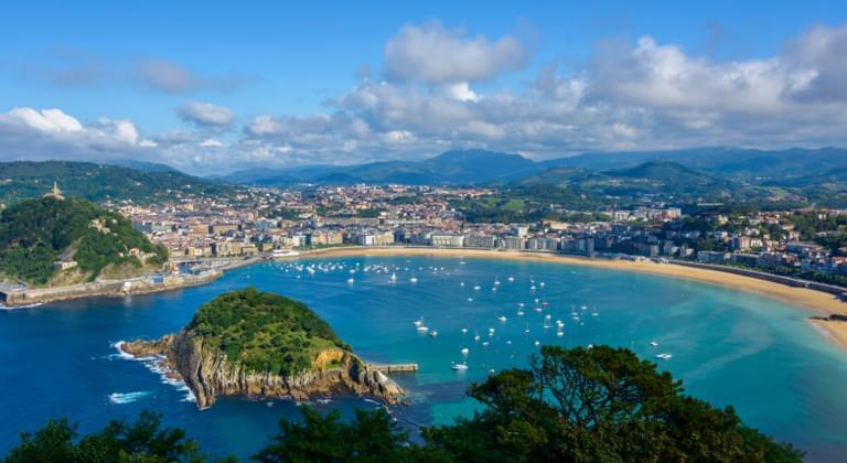 Alquiler de coches País Vasco