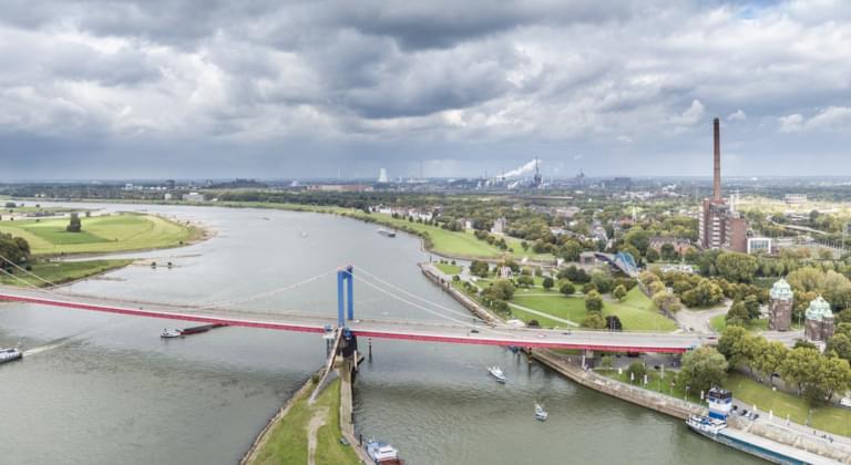 Huurauto Duisburg