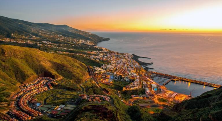 Alquiler de coches Santa Cruz de La Palma