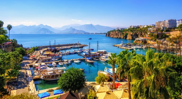 Huurauto Antalya