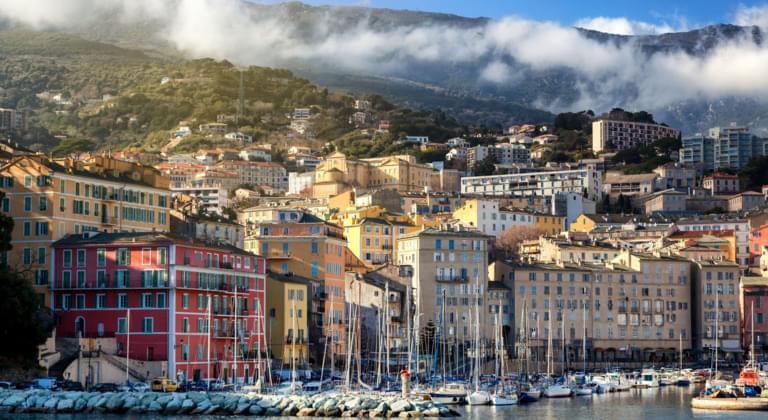 Huurauto Bastia
