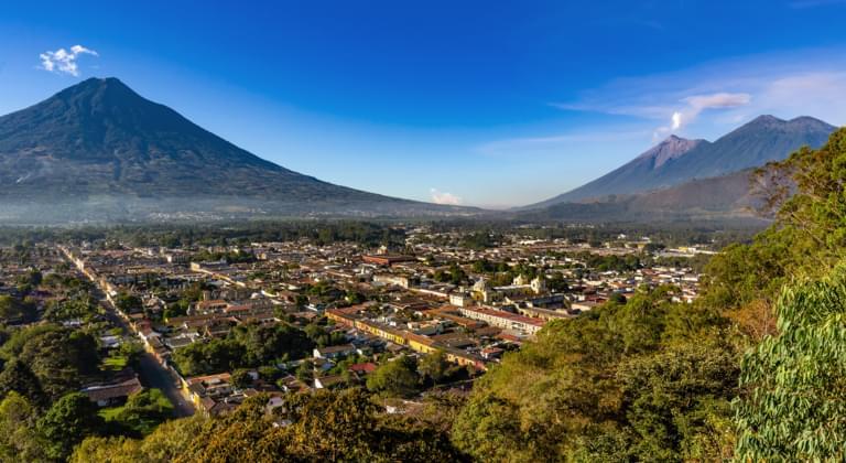Alquiler de coches Ciudad de Guatemala