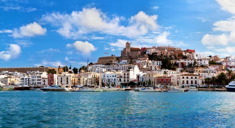 Mietwagen Ibiza Stadt