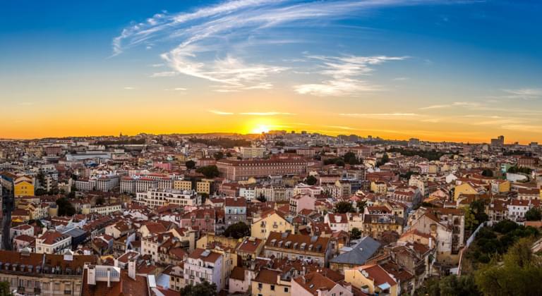 Alquiler de coches Distrito de Lisboa