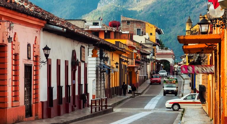 Mietwagen Chiapas