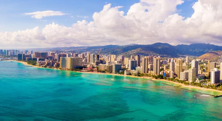 Rental Car Waikiki Beach