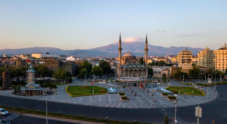 Alquiler de coches Kayseri
