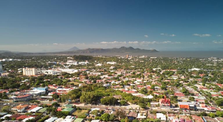Rental Car Managua Department