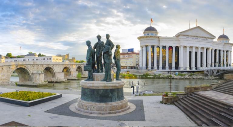Alquiler de coches Aeropuerto de Skopie