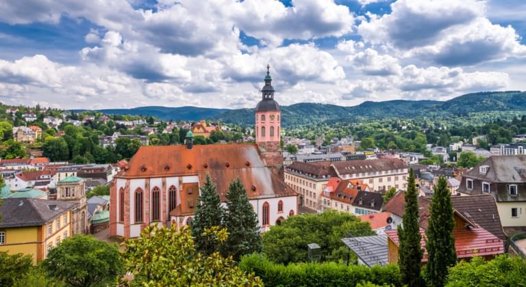 Alquiler de coches Baden-Baden