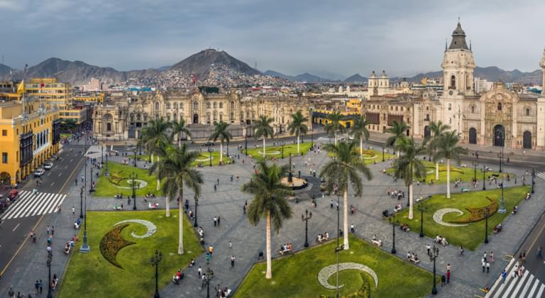 Alquiler de coches Provincia de Lima