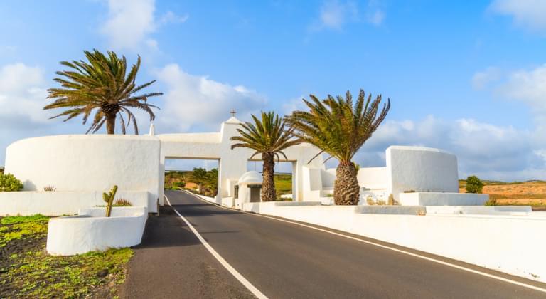 Alquiler de coches Aeropuerto de Lanzarote