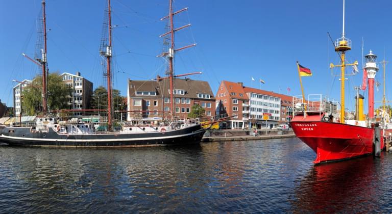 Noleggio auto Emden