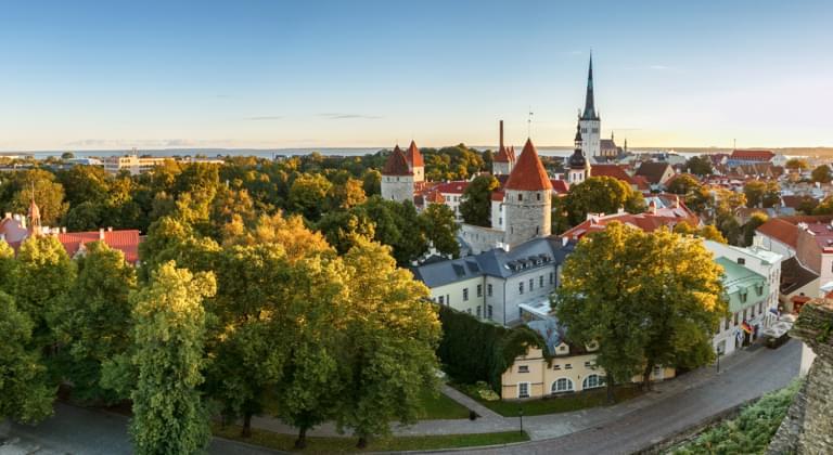 Mietwagen Tallinn-Reval