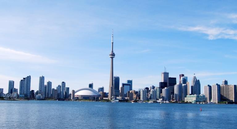 Huurauto Toronto
