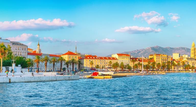 Alquiler de coches Aeropuerto de Split