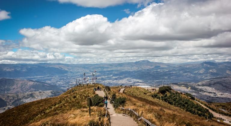 Rental Car Pichincha Province
