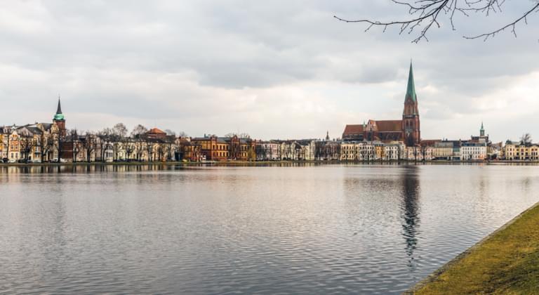 Noleggio auto Schwerin