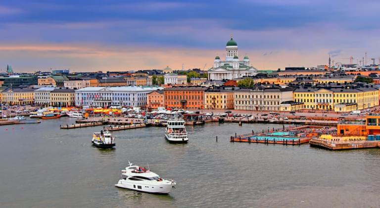 Huurauto Helsinki