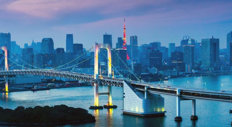 Huurauto Tokio