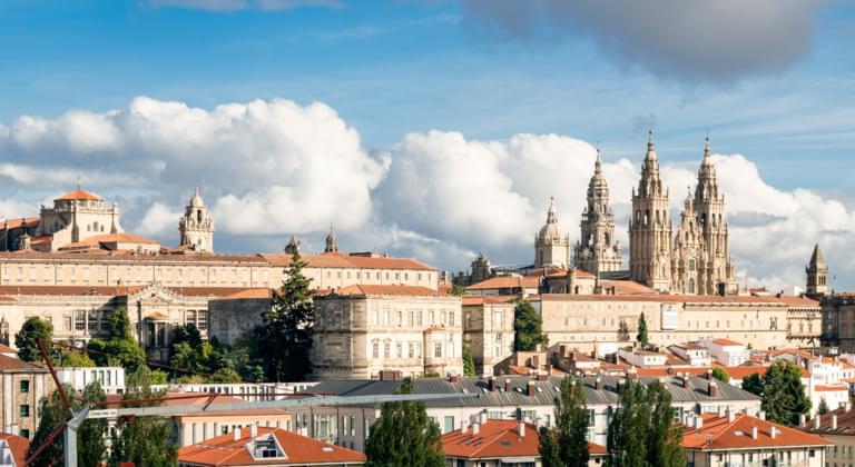 Rental Car Santiago de Compostela Airport