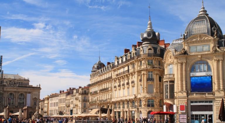 Alquiler de coches Montpellier