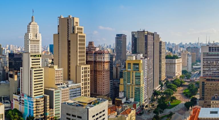 Alquiler de coches São Paulo