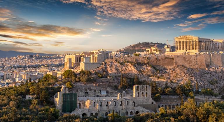 Alquiler de coches Atenas