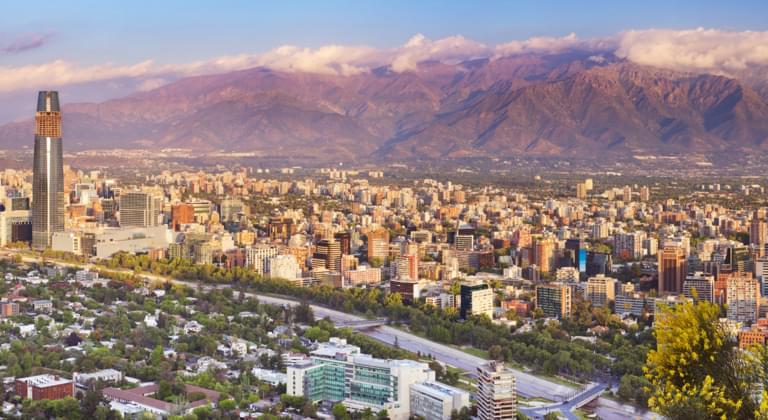 Rental Car Santiago Metropolitan Region