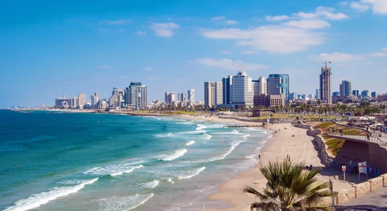 Alquiler de coches Tel Aviv