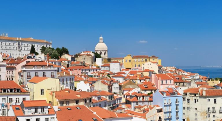 Huurauto Lissabon