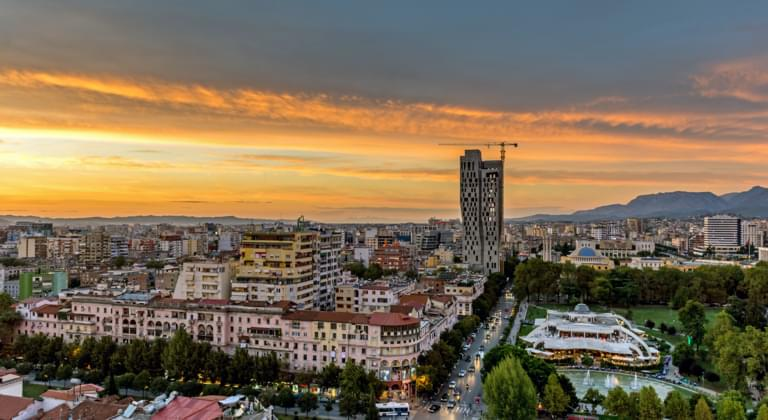 Rental Car Tirana International Airport