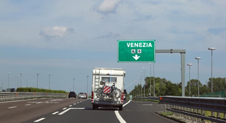 Alquiler de coches Venecia