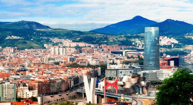 Rental Car Bilbao Airport