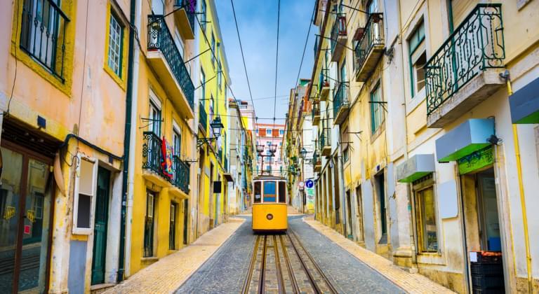 Mietwagen Flughafen Lissabon