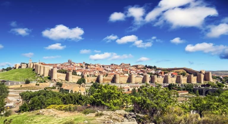 Alquiler de coches Segovia