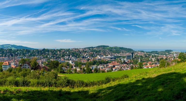 Huurauto Sankt Gallen