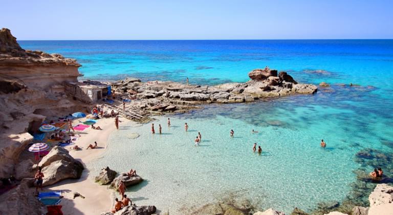 Huurauto Formentera