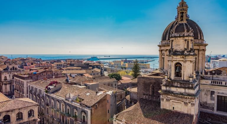 Huurauto Luchthaven Catania-Fontanarossa