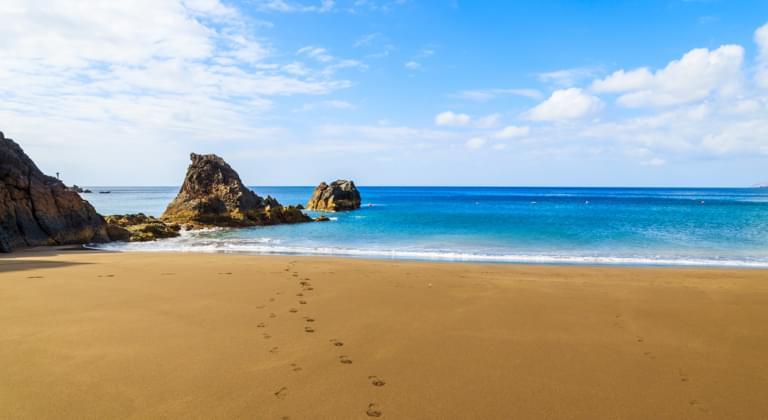 Strand Prainha Madeira