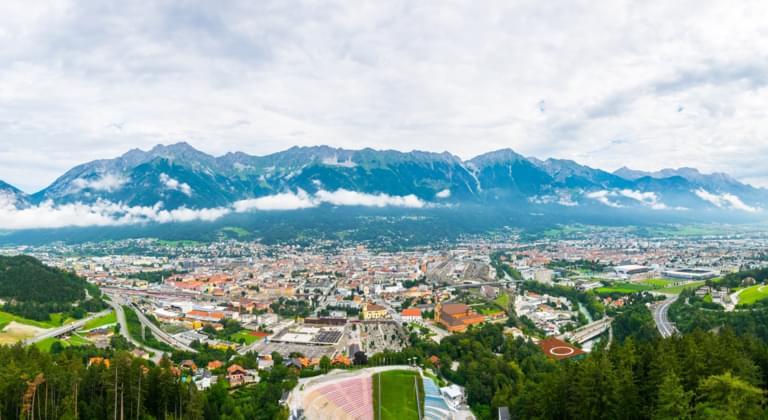 Rental Car Innsbruck Airport