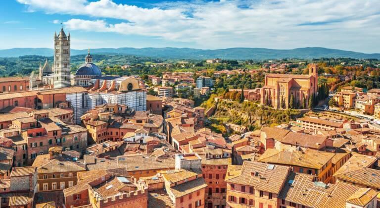 Alquiler de coches Siena