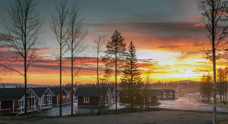 Alquiler de coches Aeropuerto de Rovaniemi