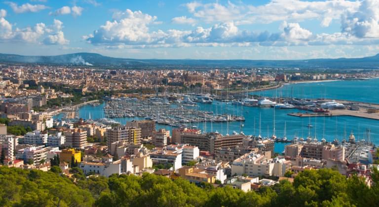 Alquiler de coches Aeropuerto de Palma de Mallorca