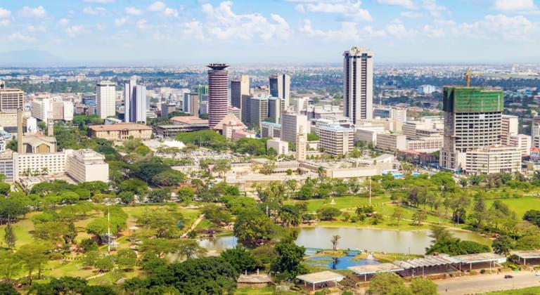 Alquiler de coches Provincia de Nairobi