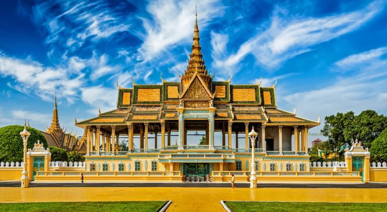 Rental Car Phnom Penh