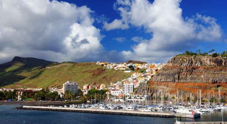 Alquiler de coches San Sebastián de La Gomera